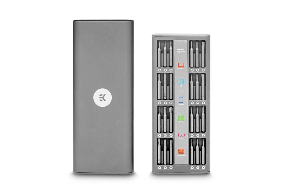 EK WaterBlocks EK-Loop Screwdriver Basic Set (49 Pcs)