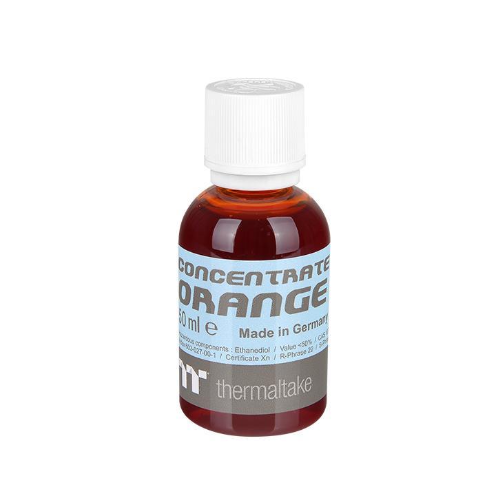 Thermaltake Tt Premium Concentrate Orange 50ml 1本 (CL-W163-OS00OR-A-1P)