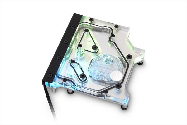 EK Water Blocks EK-FB GA Z270/Z370 GAMING RGB Monoblock - Nickel