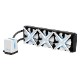 ALSEYE XTREAM X360 White AIO Liquid Cooler