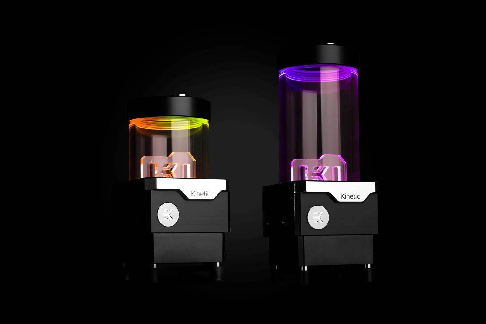 EK WaterBlocks EK-Quantum Kinetic TBE 120 DDC PWM D-RGB - Acetal