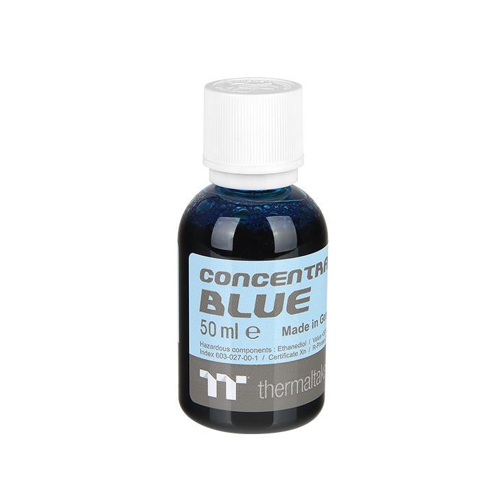 Thermaltake Tt Premium Concentrate Blue 50ml 1本 (CL-W163-OS00BU-A-1P)