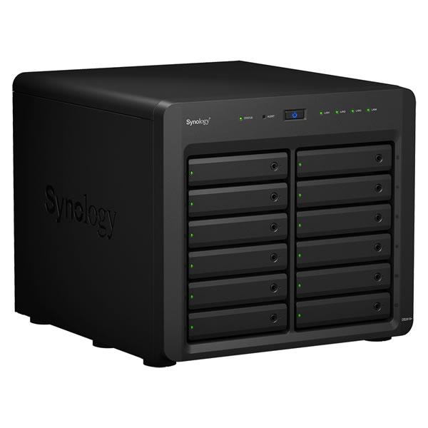 Synology DiskStation DS2419+ HDD12台搭載可能 【納期2-5日予定】