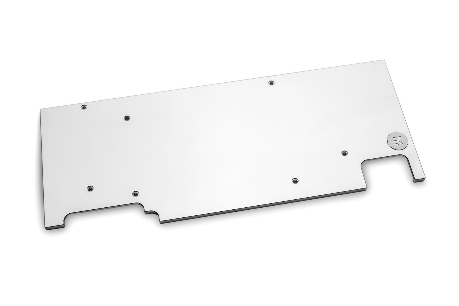 EK WaterBlocks EK-Vector Aorus RTX 2080 Backplate - Nickel