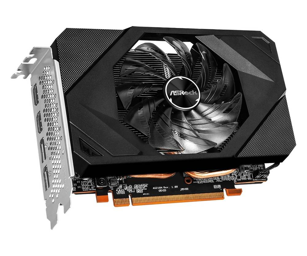 ASRock Radeon RX6600 XT Challenger ITX 8G