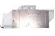 Alphacool Eisblock Aurora Plexi GPX-N Nvidia Geforce RTX 2080/2080Ti FE (2070 & 2080 Super)