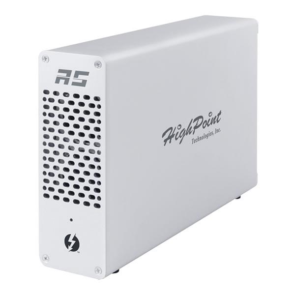 RocketStor 6661A Thunderbolt 3 拡張BOX HighPoint RS6661A