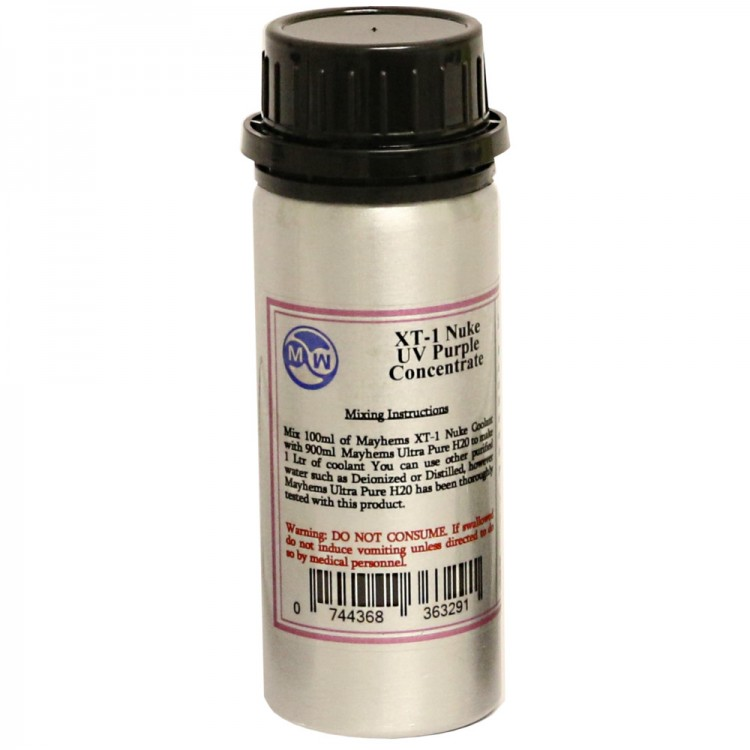 Mayhems XT-1 Nuke UV Purple Concentrate Coolant 100mll