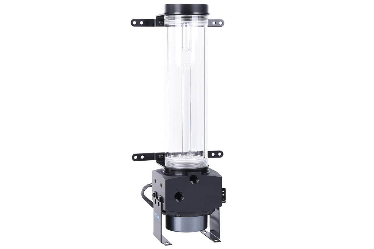 Alphacool Eisbecher D5 250mm Acetal reservoir incl. 1x Alphacool Eispumpe VPP755