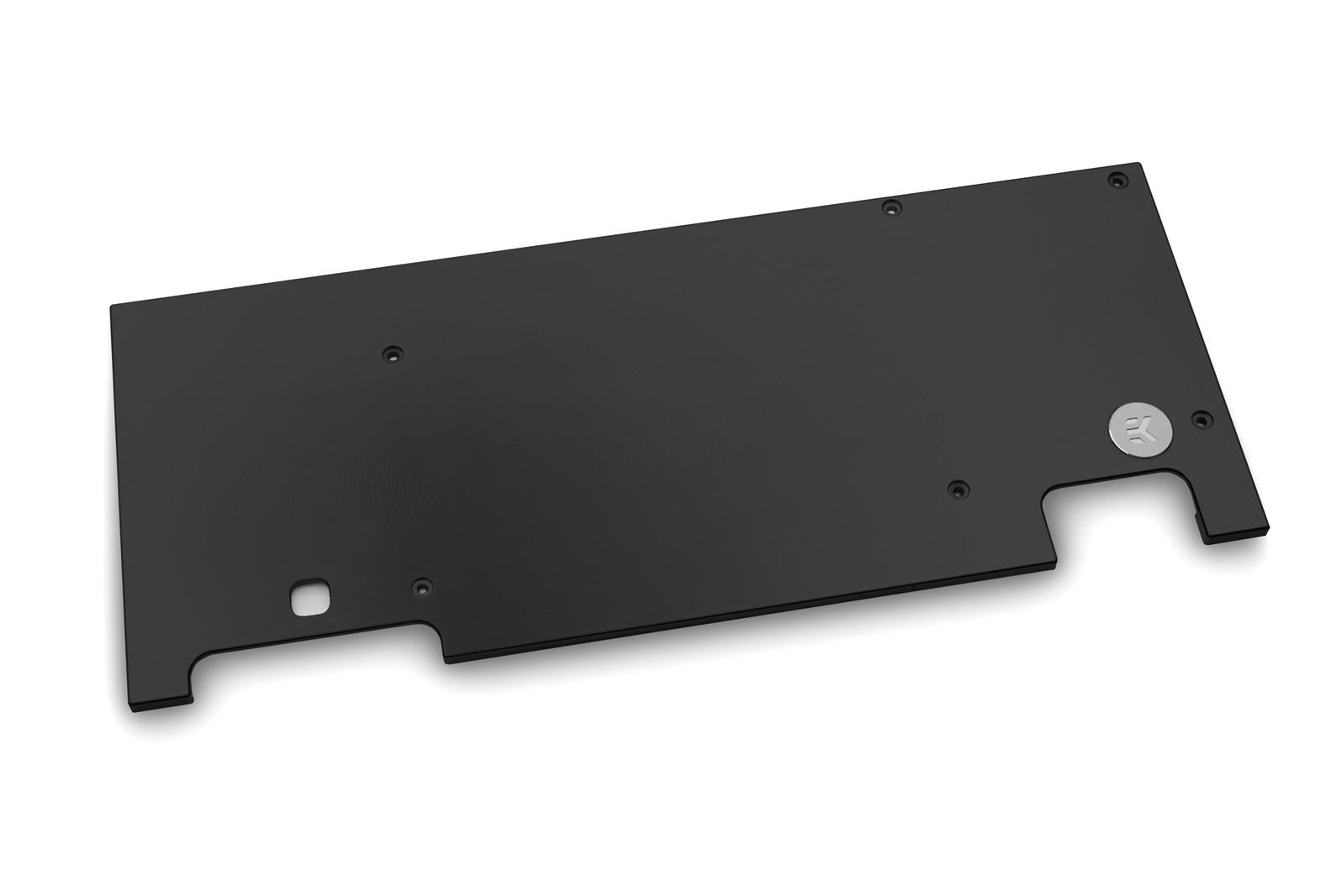EK WaterBlocks EK-Vector Strix RTX 2080 Ti Backplate - Black