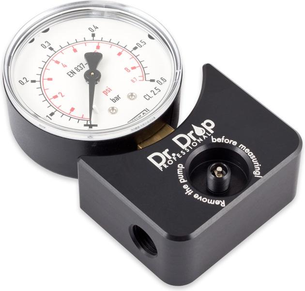 aquacomputer Dr. Drop PROFESSIONAL pressure tester incl. air pump