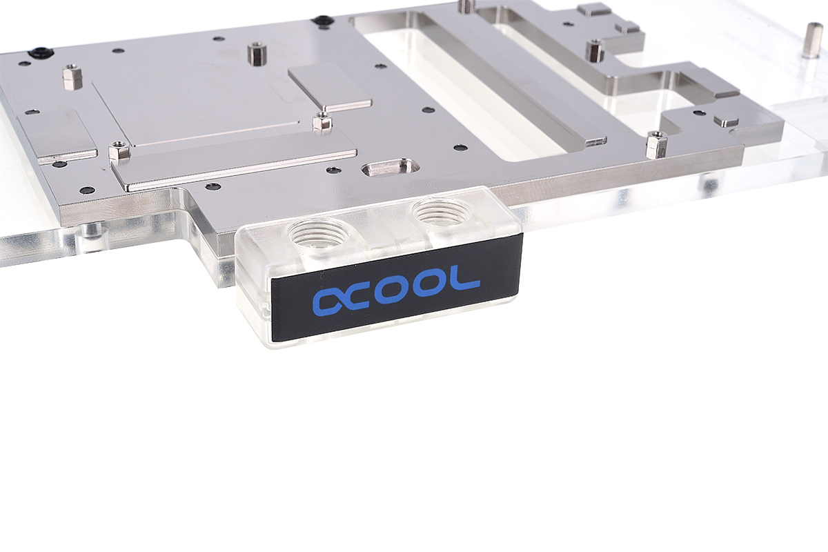 Alphacool Eisblock GPX-N Plexi Light Nvidia Geforce RTX 2080 (Super) M05