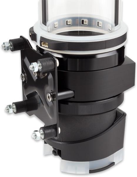 aquacomputer ULTITUBE D5 150 PRO reservoir with D5 NEXT pump