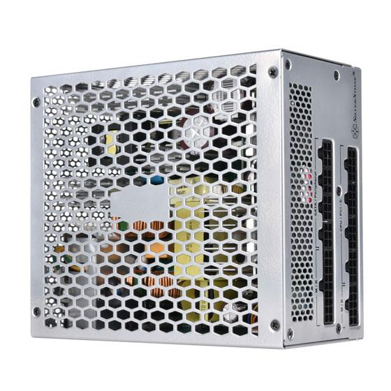 SilverStone Nightjar NJ600 ATXファンレス電源