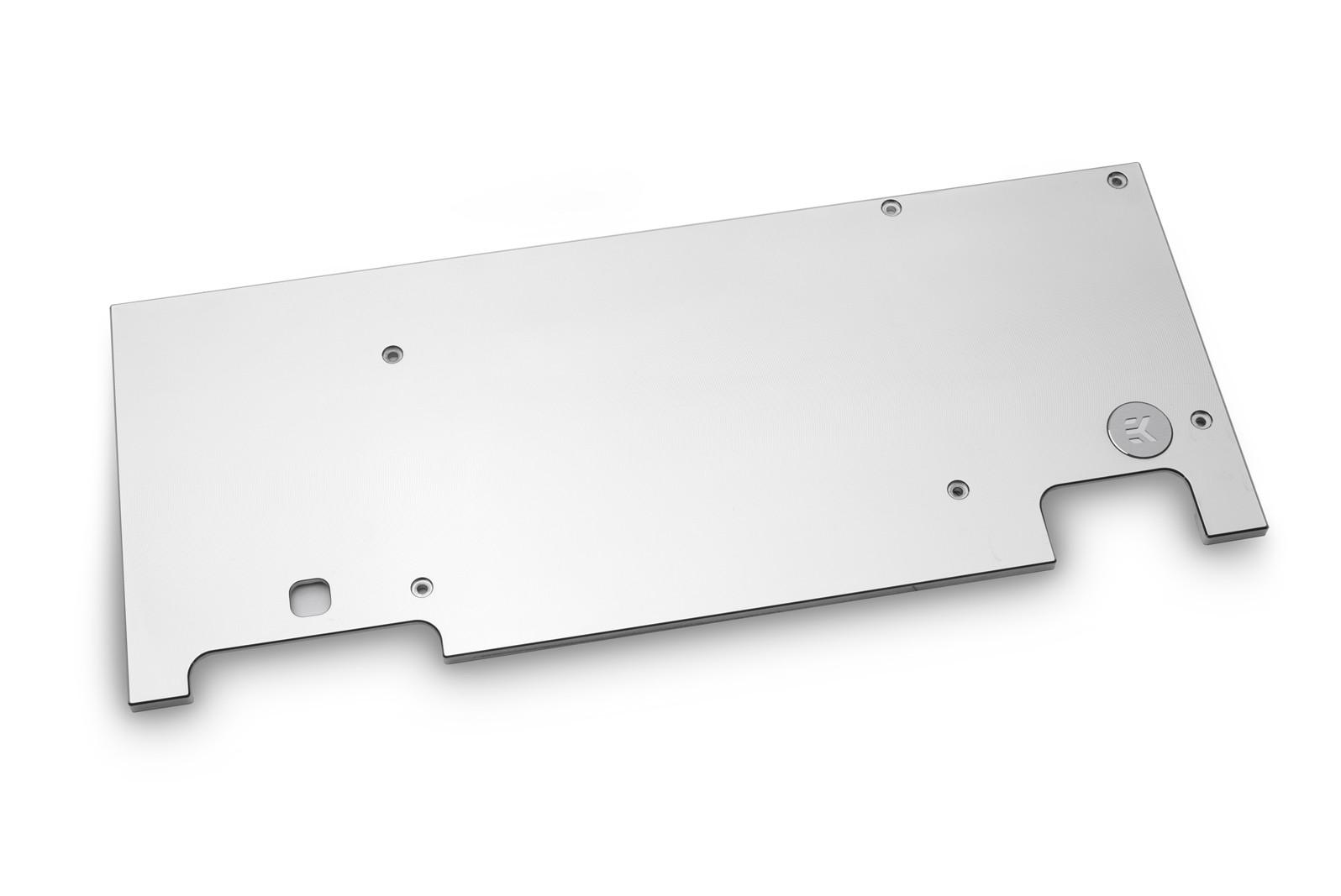 EK WaterBlocks EK-Vector Strix RTX 2080 Ti Backplate - Nickel