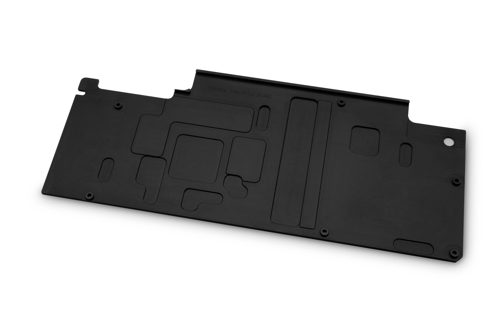 EK WaterBlocks EK-Vector Trio RTX 2080 Backplate - Black