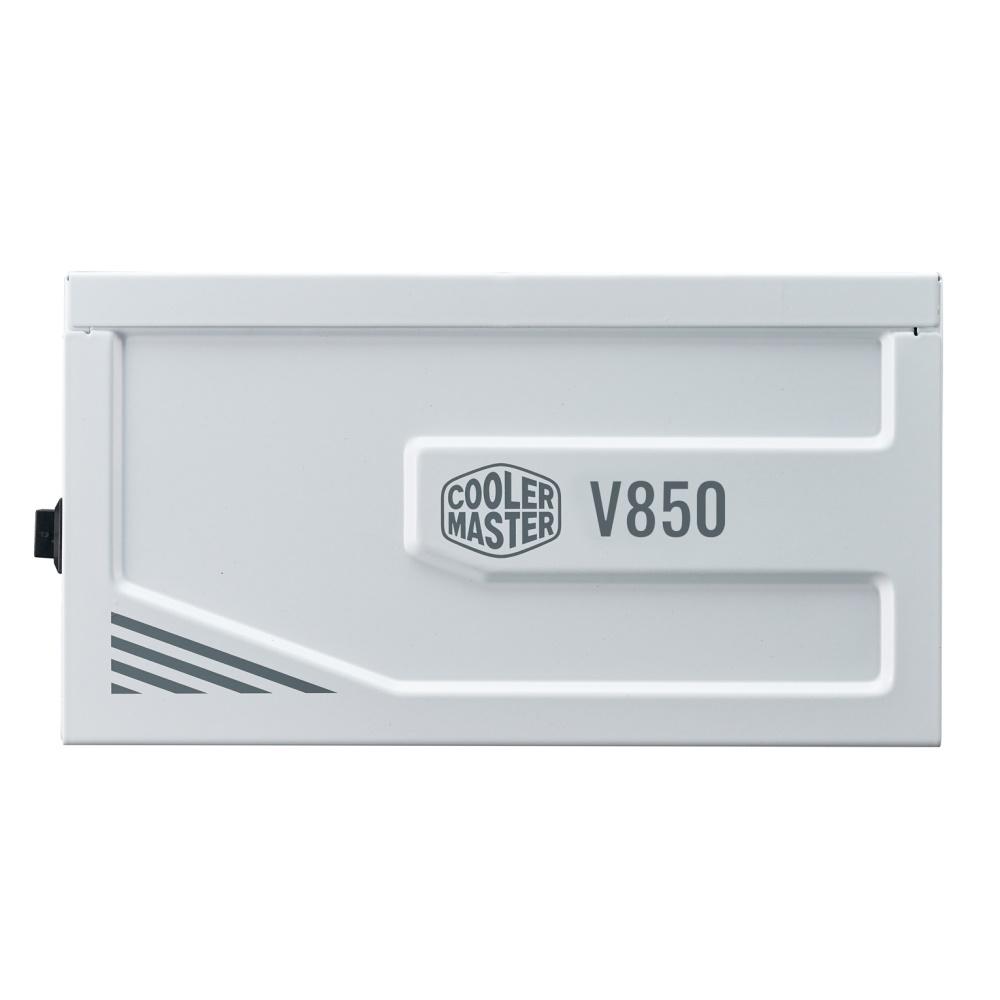 Cooler Master V850 Gold-V2 White Edition