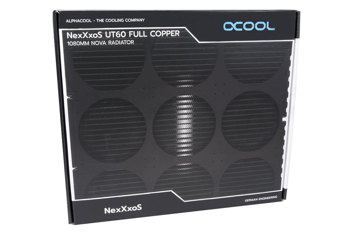 Alphacool NexXxoS UT60 Full Copper 1080mm Nova Radiator