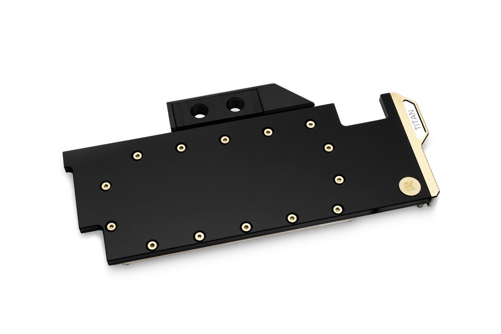 EK WaterBlocks EK Vector RTX Titan - Acetal + Gold