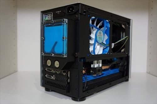FrozenQ NCASE M1 RESERVOIR Black