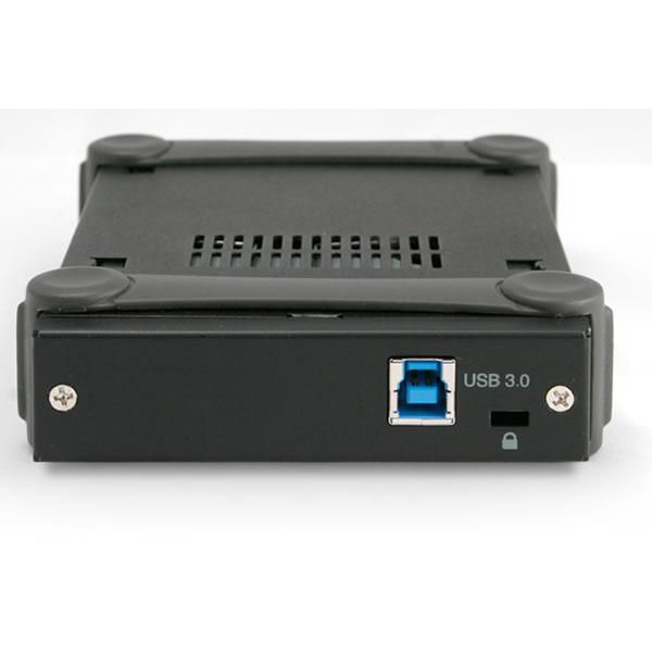 ICYDOCK MB991U3-1SB 2.5インチドライブ用 USB3.0接続