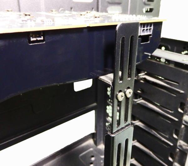 長尾製作所 N-VGASTAY-LONG VGAサポートステイL マグネット式