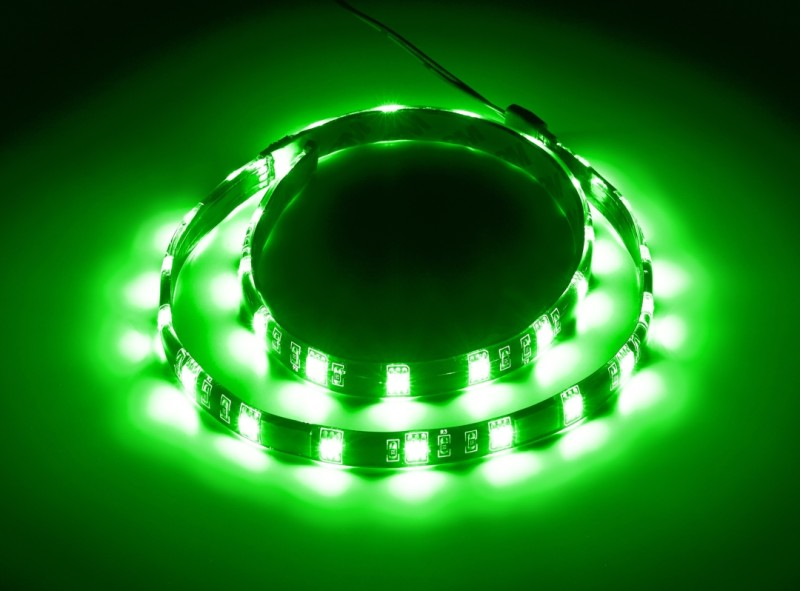 CableMod WideBeam Magnetic RGB LED Strip - 60cm (CM-LED-30-M60KRGB-R)