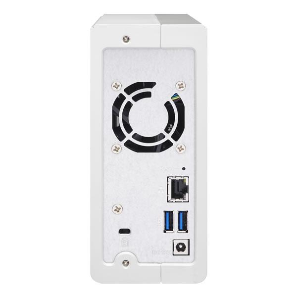QNAP TS-131P HDD1台搭載可能