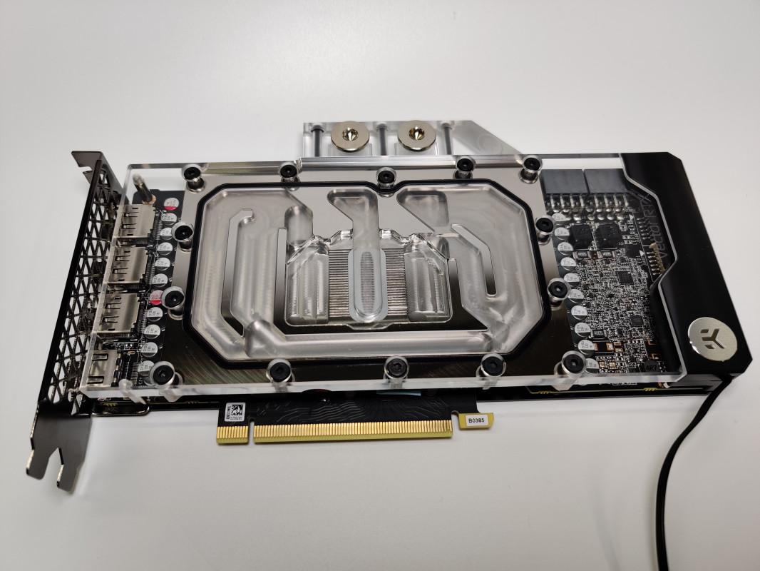 【OLIOSPECオリジナル】 ZOTAC GAMING GeForce RTX 3080 Ti Trinity水冷EDITION