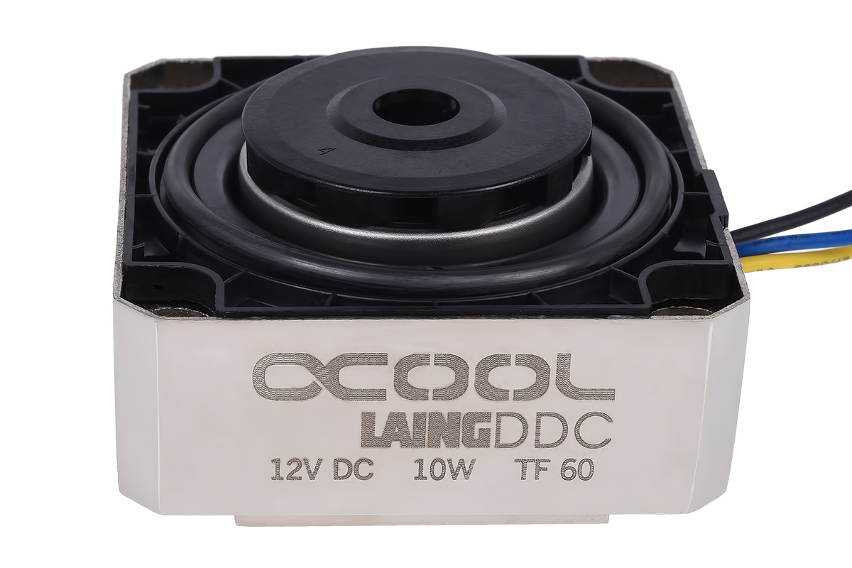 Alphacool Laing DDC310 - Single Edition - silver