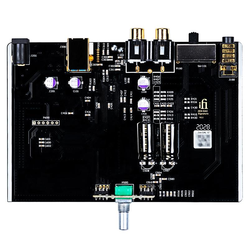 iFI-Audio ZEN DAC SignatureV2 4.4mmバランス出力対応USB DAC