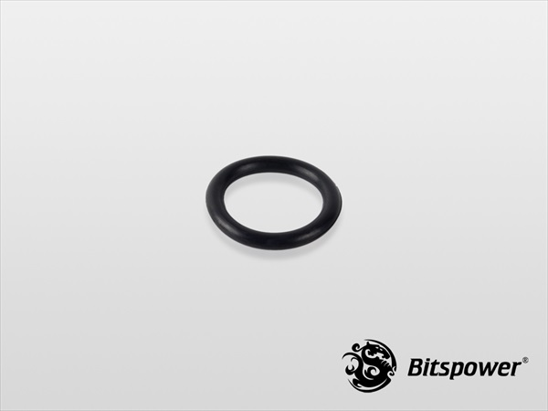 Bitspower O-Ring Set For Multi-Link Adapter (10PCS) (Black)