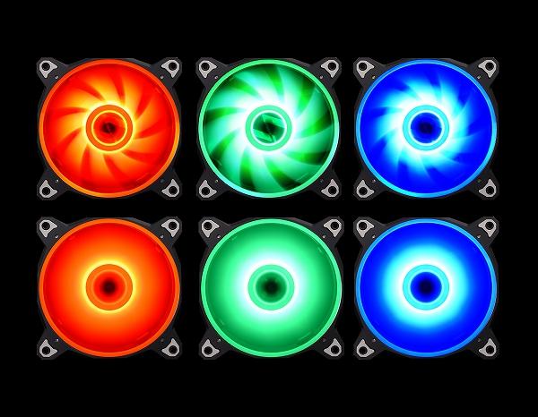 Lian Li BORA Lite 120 RGB Silver KIT