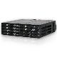 ICYDOCK MB998IP-B miniSAS HD 2.5インチSSD 8台 5インチドライブベイ用