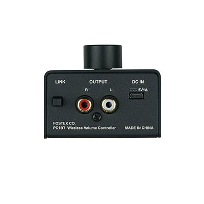 FOSTEX PC1BT(BK) ワイヤレス・ボリュームコントローラー