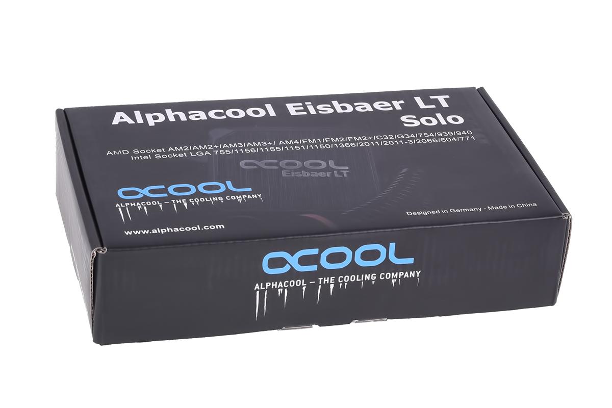 Alphacool Eisbaer LT (Solo) - black
