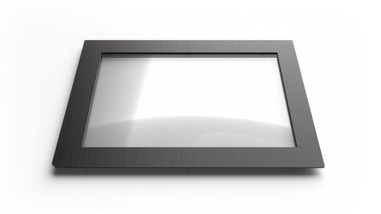NCASE M1 Window Side Panel  Tempered Glass Black