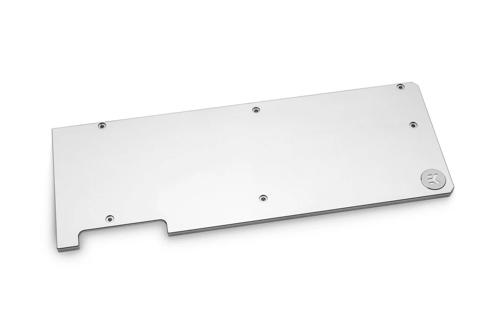 EK WaterBlocks EK-Quantum Vector RTX Backplate - Nickel