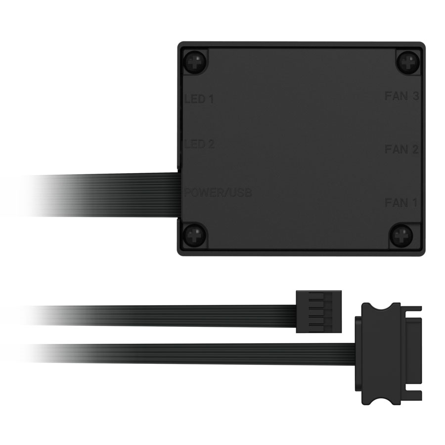 NZXT RGB & Fan Controller (AC-2RGBC-B1)