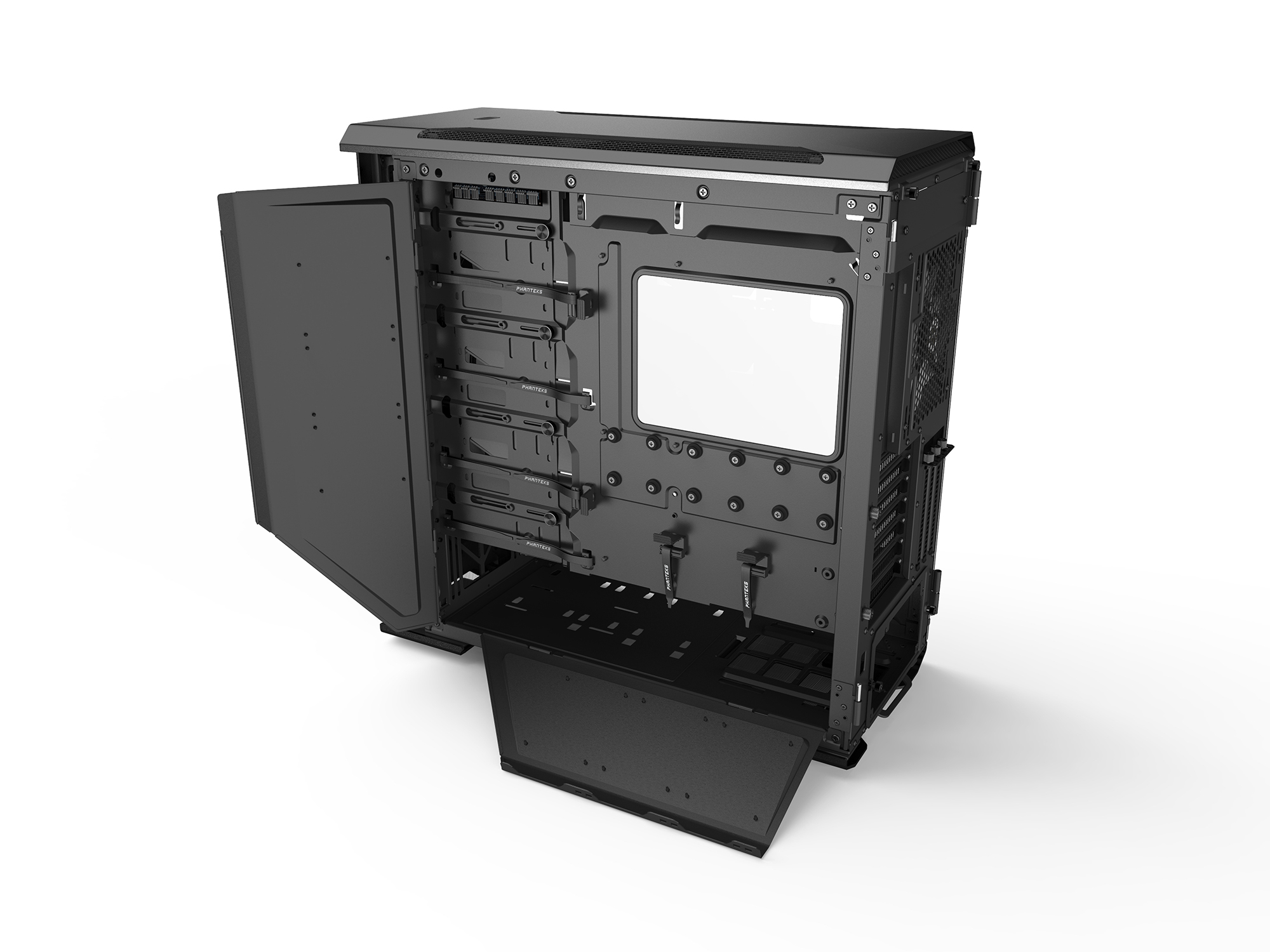 Phanteks ENTHOO EVOLV X GLASS (PH-ES518XTG_DBK01_DU_JP)