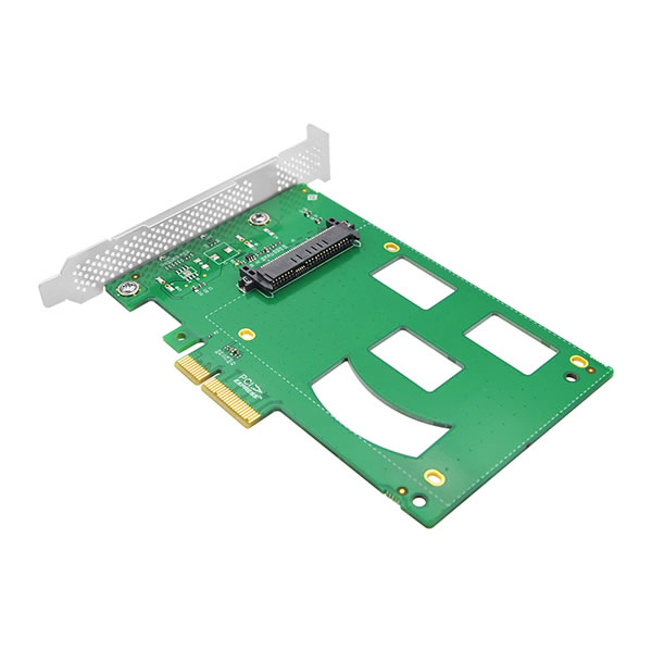 Linkreal LRNV9411 U.2 SFF-8639 NVMe SSD to PCI-e 4X adapter