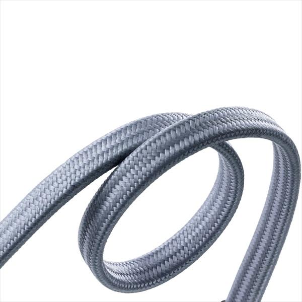 CableMod ModFlex SATA 3 Cable 30cm - LIGHT BLUE (CM-CAB-SATA-30KLB-R)