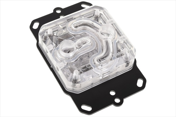 Alphacool  Eisblock XPX CPU - Intel/AMD - polished clear version