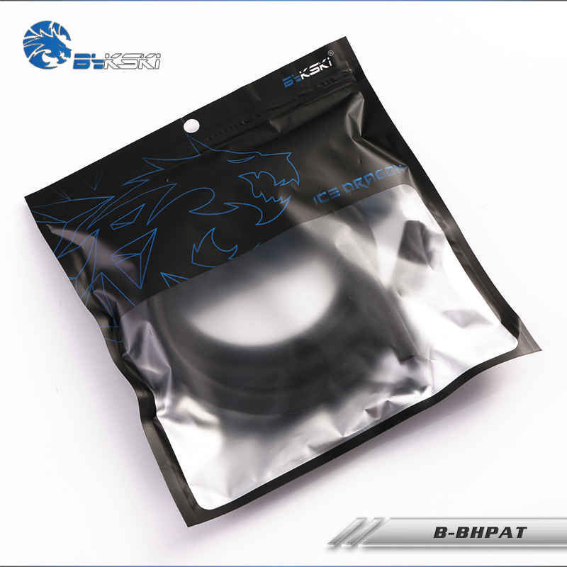 Bykski B-BHPAT Bent artifacts Acrylic tube Anti-folding strips High temperature resistant Tubes for ID 8mm
