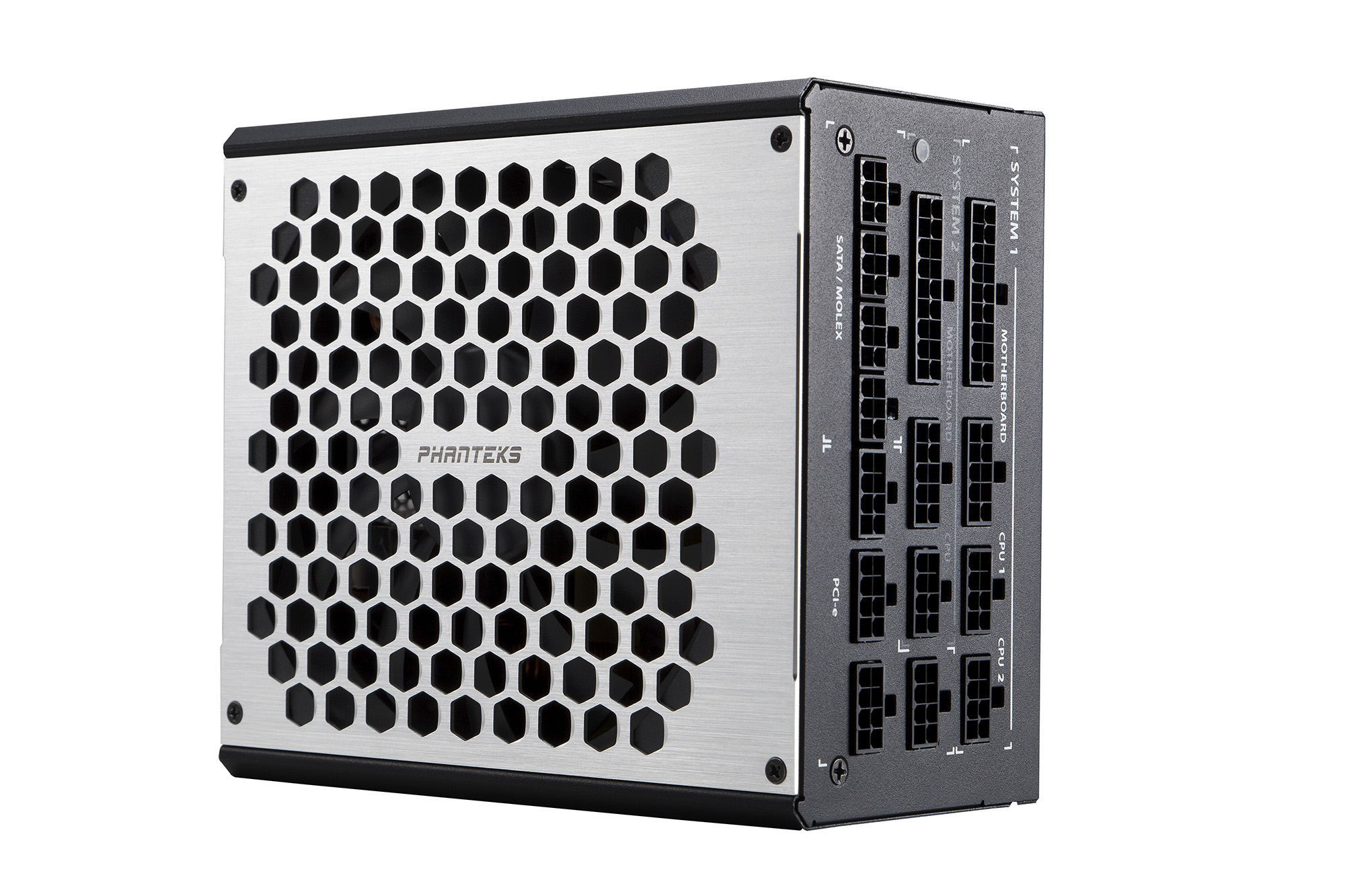 【お取寄商品:要納期確認】 Phanteks REVOLT X PSU (PH-P1200PS)