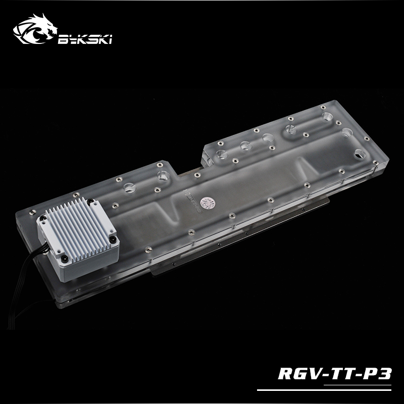 Bykski RGV-TT-P3 Waterway board DISTRO PLATE