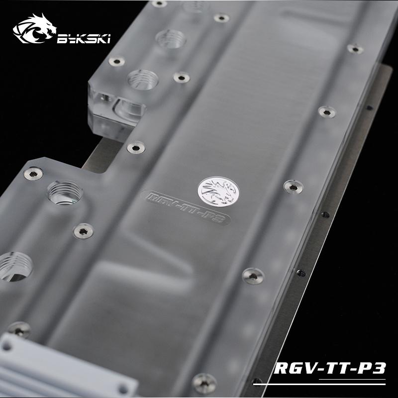 Bykski RGV-TT-P3 Waterway board DISTRO PLATE