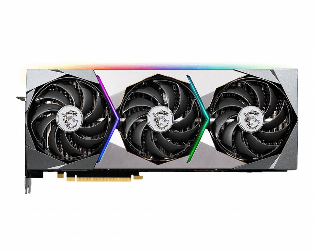 MSI GeForce RTX 3090 SUPRIM X 24G