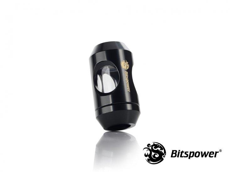 Bitspower Malt Black Shining In-Line Filter