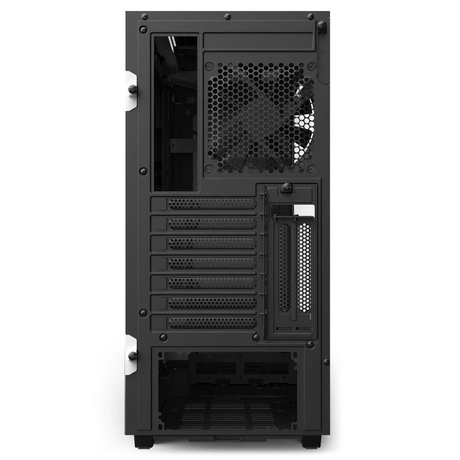 NZXT H510i マットホワイト/ブラック (CA-H510I-W1)